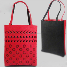 stock lot fashion felt bag wholesale
