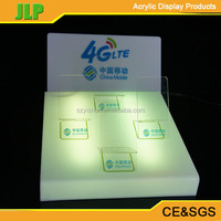 fashion china mobile phone display with led