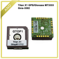 Titan X1 POT GNSS module with embedded function for external antenna I/O,Gms-3302,UART/I2C interface