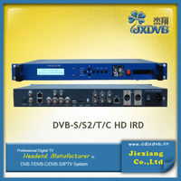 Digital Satellite Receiver Decoder/HD Receiver