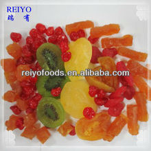 different types of dry fruit