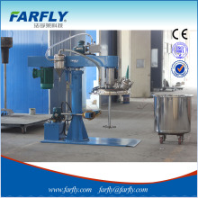 dispersing machine disperser,double shaft vacuum disperser,vacuum dispersing machine with
