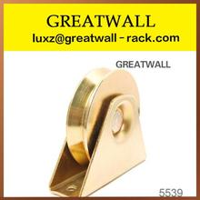 Greatwall 1inch 2inch 3 inch pulley wheel sliding door chest freezer wheel bearing
