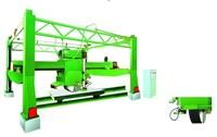 DPJ20 quarry stone block cutting machine