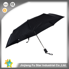New invention luxury auto open and close display shade umbrella