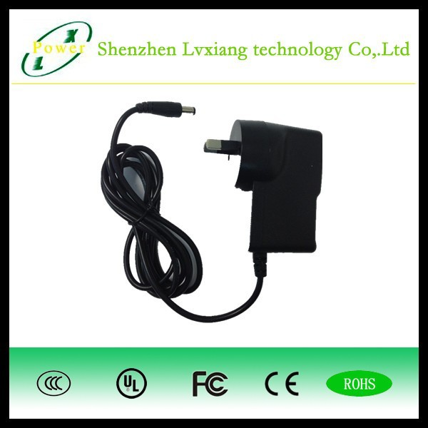 CE FCC ROHS UL PSE new product ac adapter ktec/ power khan with kc certification