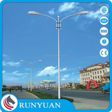 10 meters telescopic used parking lot light poles
