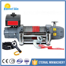 hot sale electric car trail winch for SUV