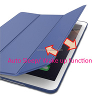 2017 new release China low cost hot sale folio Leather Case for iPad Pro2