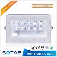 SOTAE Glitter series outdoor lighting ip65 full power 30w led flood light