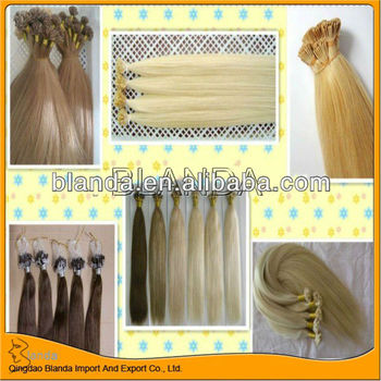 Wholesale Remy I-Tip Hair Extension divine remi hair extensions