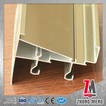 OEM high grade large aluminum sliding window track
