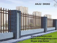 DK002 hot sale Backyard garden metal fence