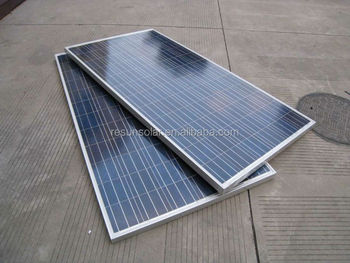 Sunenergy high efficiency poly solar panel 290W