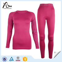Warm Red Thick Cheap Thermal Underwear