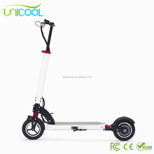 Shenzhen Best Unicool E Moto Free Shipping Green Power Light Weight Retro Electric Golf Scooter