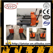 1.5 ton mini semi electric pallet trucks for sale