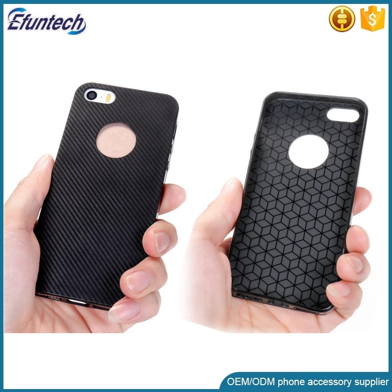 Soft TPU phone case for huawei enjoy 5x / GR5, carbon fiber case for huawei for huawei Honor 5c / GR5 mini / GT3 mobile case