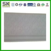 waterproof pvc ceiling board for shower decoration