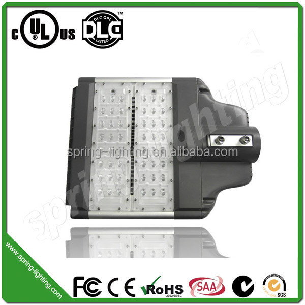 UL&cUL E476588 DLC High Power Bridgelux Chip Solar Led Street Lamp Street Lights 60W