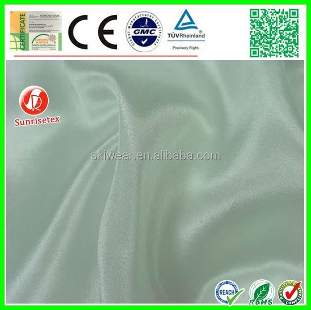 popular woven high quality italian silk fabric