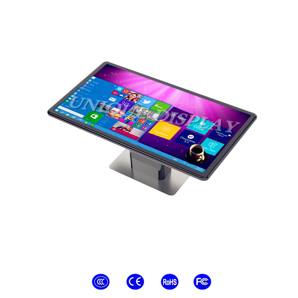 42 inch LCD touch screen 3g/wifi network interactive multi touch table