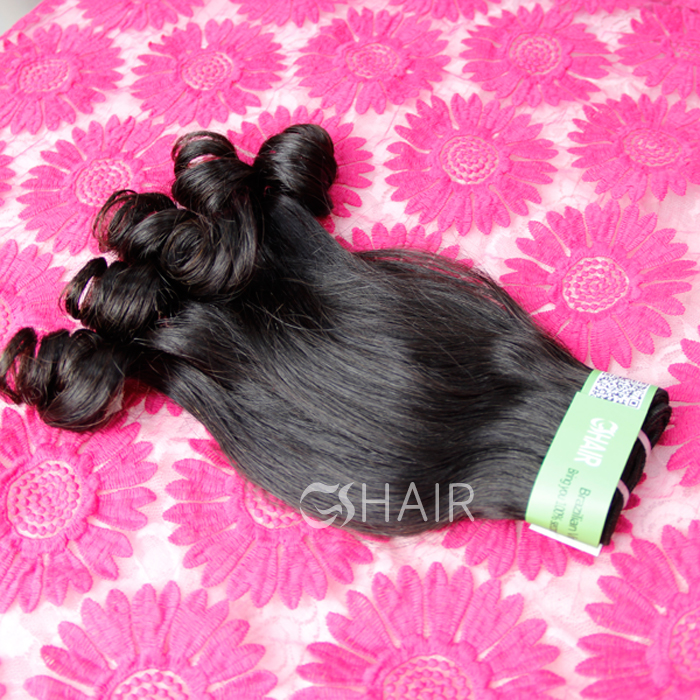 Wholesale unprocessed bohemian curl human hair weave