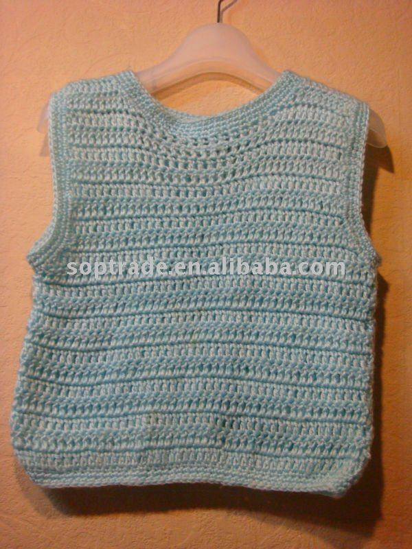 Hot sale! child hand knitted sweater