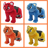 HI outdoor walking battery operated electrical toy animal riding