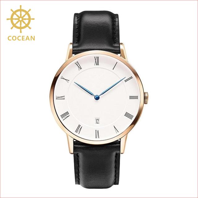 Fashion Watch Brand Stainless Steel Watch Wrist Watches for Men