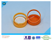 with or without desiccant cap for tablets tube under GMP clean room