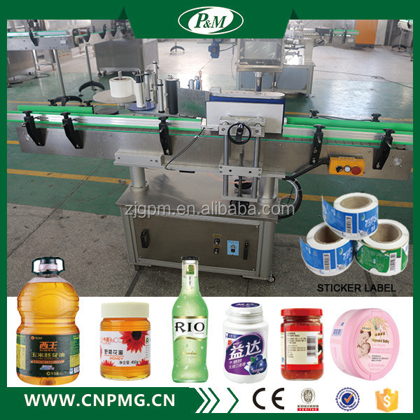 Single or Double Side Sticker Labeling Machine
