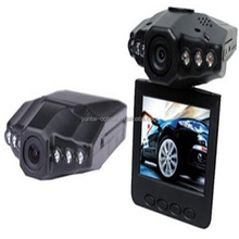 "2.5inch car recorder 270 degree rotating screen of night vision with loop recording cheap hd dvr with 2.5""tft lcd screen"