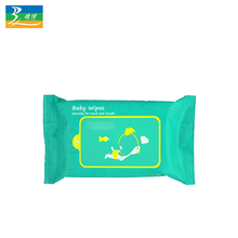 fresh water cleaning baby wipes for hand and mouth