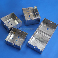 China Supplier BS4662 Wholesale Electric Metal Boxes