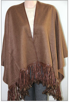 fashion, ladie's cashmere cape,