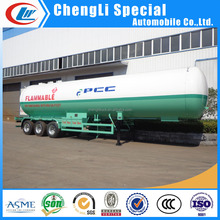 lpg gas transport tanker truck trailer 15MT 20MT 25MT Bulk LPG Road Tanker