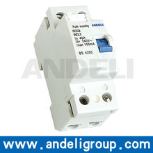 DZL3 Series Residual Current Circuit Breakers electrical switch mcb rccb