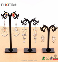 made in china customized acrylic body piercing jewelry display stand