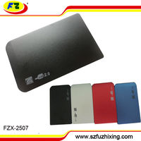 Mini USB 2.0 2.5 SATA External Hard Disk Case/HDD Case For Hard Disk Drive 1tb