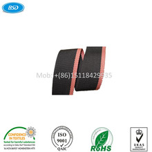 High Quality manufacturer of elastic satin ribbon with High Tenacity Polyester Webbing