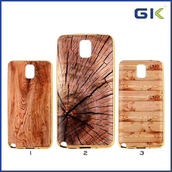 [GGIT] Ultra Transparent TPU Smooth Celulares Phone Case For Samsung Galaxy Note3 Back Cover