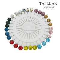 Wholesale Fashion Jewelry Rhinestone Ball Muslim
