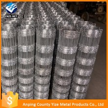 heavy duty galvanized corral panel Farm field fences/cattle wire mesh fence hot sale