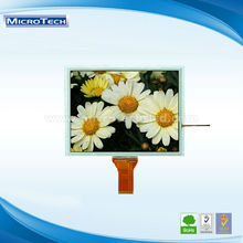 Customized for umi cross c1 8.0 inch 800 x 480 LVDS LCD