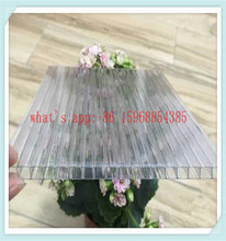 Polycarbonate Sheet/Polycarbonate Hollow Sheet/PC Roofing Sheet