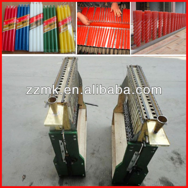China hot sale birthday candle making machines