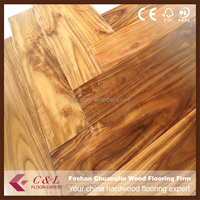 Best price anti-scratched natural Asian walnut solid wood flooring