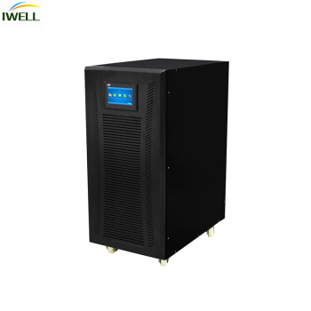 3 Phase in 3 Phase out Long Backup Model Online UPS 60KVA 48KW