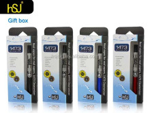 electronic cigarettes super slim menthol e cigarette starter kit hsj 1473